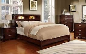 rustic platform bed. Image Is Loading 034-Maccasio-034-Rustic-Platform-Bed-with-Built- Rustic Platform Bed