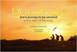 Quotes Life Journey Travel Quote Life is not a race 46