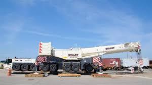 Demag Ac500 2 Load Chart Single Terex Ac 500 2 Crane Does Job Of Two 250 Ton Cranes
