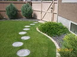 walkway ideas stepping stone walkways