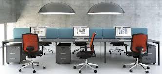 office furniture arrangement. Bench Desk Arrangement Ogi Office Furniture R