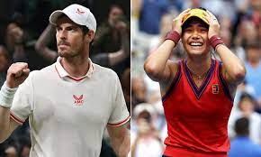 Andy Murray finally comments on Emma Raducanu's US Open win