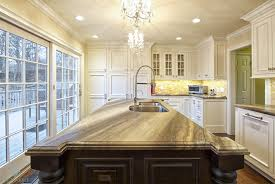 Kitchen Countertop Lighting Ideas Exciting Leathered Granite For Kitchen Countertops