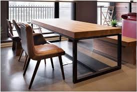 wrought iron and wood furniture. European Solid Wood Dining Table Rectangular Tables Gorgeous Iron And Wrought Furniture I