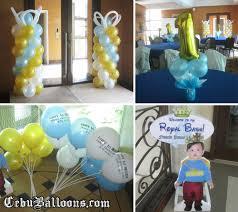 Sports Themed Balloon Decor City Sports Club Cebu Cebu Balloons And Party Supplies