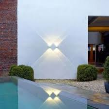 contemporary outdoor lighting sconces. vision out led outdoor wall sconce #led #outdoorlighting #wallsconce # lighting #modern contemporary sconces