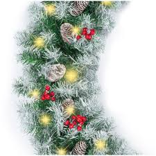 Each evergreen tree is over a foot tall and features a festive red bow. Christmas Trees Wide Range Of Outdoor And Indoor Artificial Christmas Trees With Decorations And Ornaments Best Choice Products