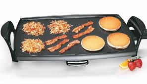 talk of any appliance people think is not necessary for the kitchen it s the electric griddle ask a lot of people ping in a kitchen about this