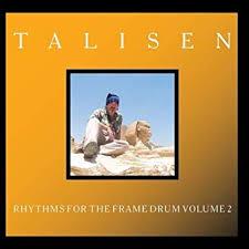talisen rhythms for the frame drum volume 2 by talisen amazon