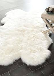 fluffy gray rug small white rugs for living room images of obsessing over this faux sheepskin