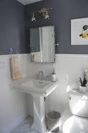 Wonderful Half Bathroom Ideas Gray Shower Remodel 1221 Basement Pinterest With Beautiful Design