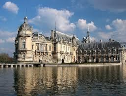 château de chantilly - Что посмотреть вокруг Парижа, окрестности Парижа - замки, детские парки, Парижский Диснейленд. Варианты для дневной поездки из Парижа. Путеводитель по Парижу