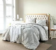 gray california king comforter light