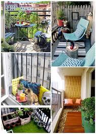 13 small balcony design ideas style