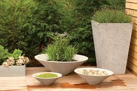 garden planters. Conical Garden Planters 1