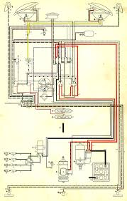 1959 bus wiring diagram usa thegoldenbug com