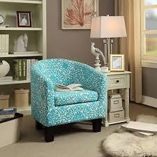 chairs for bedrooms. Millbury Home Florinio Arm Club Chair, Contemporary Accent Mysterious Skyblue Chairs For Bedrooms R