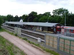 Klein Flottbek station