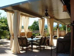 covered porch furniture. Covered Patio Kits With Drapes For And Furniture Sets Porch C