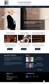 Best Web Design Firms 2015 Modern Elegant Boutique Web Design For A Company By Pb