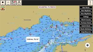 Boat Charts Online 20 Unexpected Raster Vs Vector Navigation Chart