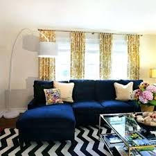navy blue sectional sofa. Small Navy Blue Sectional Sofa Bed Velvet Or Full Size Of Light . Large Tufted S