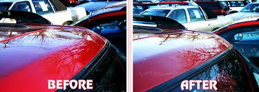 Auto Dent Removal A Hail Storm Has Damaged Your Car Try Paintless Dent Removal
