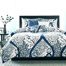 navy and white striped quilt additional images bedding set nautical rugby stripe duvet cover