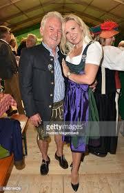 Hans-Juergen Ostler and his partner Ingrid Fink during the BMW ...