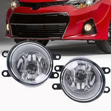 2014 Toyota Corolla Fog Light Bulb Details About H11 55w Clear Bumper Fog Light Bulb For Toyota Camry Corolla Yaris Tacoma Sienna