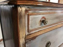 distressed antique furniture. Painting Antique Furniture Distressed Red Spray  White Distressed Antique Furniture N
