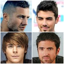 Diffrent Hair Style mens hairstyles types mens hair 3 different hairstyles 3 different 3266 by wearticles.com