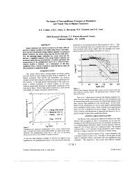 Monte Carlo simulation of non-equilibrium transport in <b>ultra</b>-<b>thin</b> ...