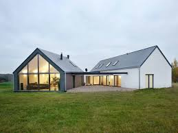 Rustic Modern Home Design Plans Interesting Inspiration