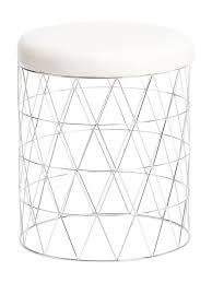 urban accents furniture. Urban Modern Round Cosmo Stool - Accent \u0026 Vanity Stools T.J.Maxx Accents Furniture E