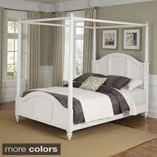 Full Canopy Bed White | Home design ideas