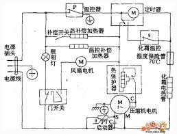3 phase air compressor wiring diagram images refrigeration basic refrigeration circuit diagram
