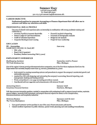 Examples Of Resumes Job Resume Model Pertaining To 81 Surprising