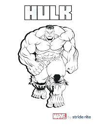 Printable Hulk Coloring Pages Incredible Hulk Coloring Pages Hulk