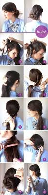 Hairstyle Yourself do it yourself hair ideas theberry 1041 by stevesalt.us