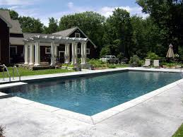 Rectangle Shape Gunite Pools Gallery 203 791 0307 L J Pools