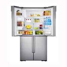 Largest Capacity Refrigerator Samsung 304 Cu Ft French Door Refrigerator Stainless Steel