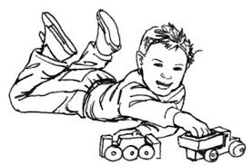 Small Picture Boys Coloring Book Coloring Book of Coloring Page