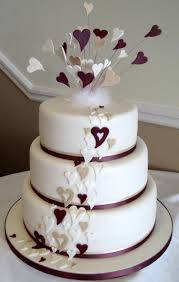 9 Best Inspiring Ideas Images On Pinterest Heart Wedding Cakes