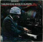 Live in Stockholm, Vol. 2 album by Thelonious Monk