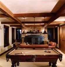 game room lighting ideas. incredible game room decorating ideas for handsome dining rustic lighting a