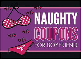 Creative Coupons For Boyfriend Naughty Coupons For Boyfriend Sex Coupons Book And Vouchers