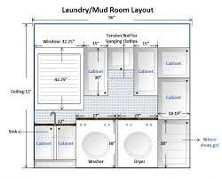 Design A Laundry Room Layout