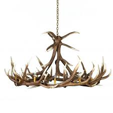 ceiling lights edison chandelier elk antler chandelier the chandelier imitation antler chandelier commercial chandeliers from