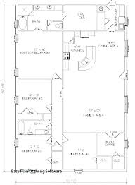 easy plan drawing draw simple floor lovely elegant s home house design free simpl